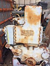 BUDA MARINE DIESEL ENGINE 6 Cylinders Model 6LD468