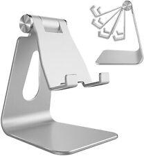 Adjustable Aluminum Desktop Stand, Cradle, Dock, Holder For Smart Phone iPad