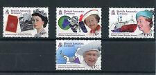 Brit Antarctic Terr BAT 2015 MNH Queen Elizabeth II Longest Reign 4v Set Stamps