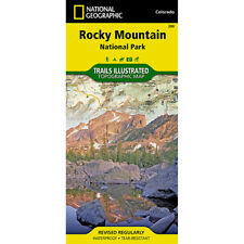 National Geographic Rocky Mt National Park #200