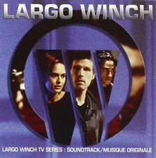 B.O.F  LARGO WINCH     CD       RARE