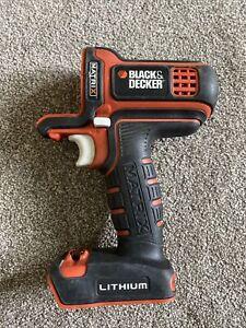 Black & Decker 20v Matrix Drill (BDCDMT120) Body/Motor Only