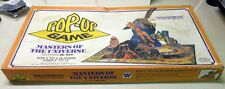 1982 He-Man Masters of The Universe Pop-Up Board Game Complete