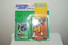 FIGURINE 1994 BARRY FOSTER STEELERS PITTSBURGH Starting Lineup Kenner NFL NEUF