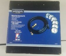 CHAR-BROIL 4619 NATURAL GAS CONVERSION KIT FOR DUEL FUEL READY GRILLS 3471539