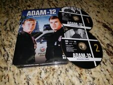 Adam 12 - Classic Collection - Embossed Slim Tin [VHS]