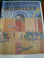 AEROMODELLER FACISMILE 1941 FEBRUARY  MODEL AIRCRAFT MAGAZINE