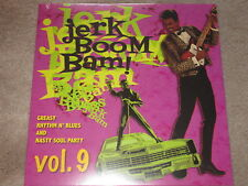 Jerk Boom Bam vol. 9 -15 Unto soul dance Floor Fillers
