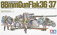 Tamiya 1/35 German 88mm Gun Flak 36/37 35017