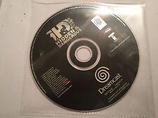 HIDDEN & DANGEROUS H&D SEGA DREAMCAST GAME CD DISC ONLY UK/EU PAL