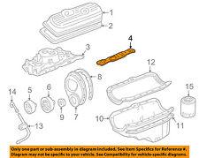 GM OEM-Engine Intake Manifold Gasket 89017866