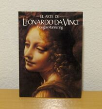 Libro el arte de Leonardo Da Vinci
