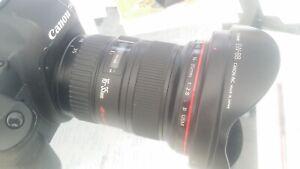 Canon EF 16-35mm f/2.8 USM II L Lens for Canon - Black