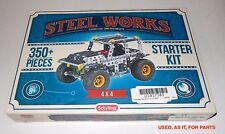 Schylling Steel Works 4 x 4 Vehicle, USED, AS IT, FOR PARTS