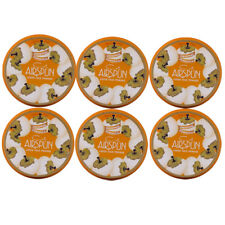 NEW Coty Airspun Loose Powder Translucent Extra Coverage 2.30 Ounces (6 Pack)