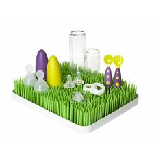 Boon Grass Countertop 34x30cm Drying Rack - Green