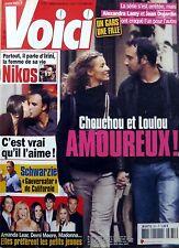 Mag 2003: JEAN DUJARDIN_NIKOS ALIAGAS_HELENA BONHAM CARTER_SIEGFRIED and ROY