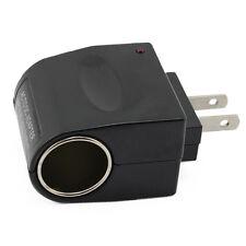 AC 110v-240v Wall Power to DC Car Charger Cigarette Lighter Converter Adapter