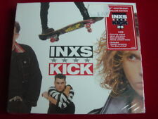 INXS - KICK [25TH ANNIVERSARY DELUXE EDITION] - 2CD BOX