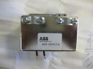 ABB ACS 100 filter 25 A rating For acs100 1ph Inverter