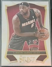 LeBron James 2013-14 Panini Select Base Card (no.24)