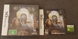 Where the Wild Things Are The Videogame Nintendo DS  Game Free Postage