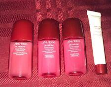4X Shiseido Ultimune Power Infusing Concentrate & Ultimune Eye Power Set