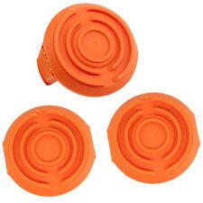 3x Spool Cap Cover fit Worx Trimmers GT WA6531 WG150 WG151 WG155 WG160 WG165 HOT