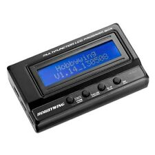 Hobbywing 30502000 - R/C Accessory - Multifunction Lcd Program Box