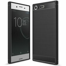 NALIA Handy Hülle für Sony Xperia XZ Premium, Silikon Case Cover, Dünner Schutz