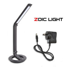 LED Desk Lamp Rotatable Modern Table Lamp Reading Light Study USB Port Flexible