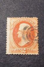 US Stamp Scott# 178 Jackson  1875  GL8