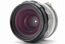 【B- Good】 Nikon Non-Ai NIKKOR-O.C Auto 35mm f/2 MF Lens From JAPAN R3337
