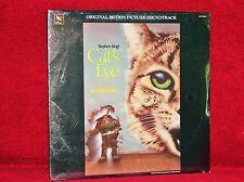 OST LP STEPHEN KING'S CAT'S EYE ALAN SILVESTRI 1985 VARESE SEALED ELECTRONIC