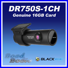 BLACKVUE DR750S-1CH Full HD Front Only Dash Cam Ultra Wide Angle 16GB