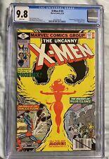 Uncanny X-Men #125 CGC 9.8 NM+ 1st Proteus/Mutant X Bronze Age Marvel KEY 1979