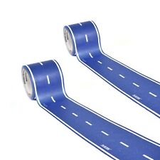 "PlayTape Blue 2"" x 15' 2 Pack - Road Car Tape Great for Kids, Sticker Roll"
