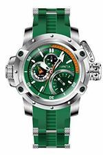 Reloj de Cuarzo Invicta Para Hombres 30386 de las fuerzas de la coalición Verde Multifunción