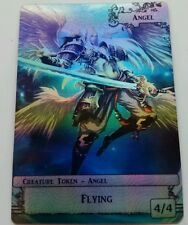 FOIL Angel token 4/4 | MTG altered full art foil custom token