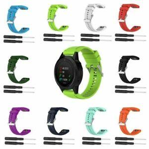 For Garmin Fenix 3/3 HR /Sapphire &Quatix 3 Silicone Quick fit Watch Band Strap