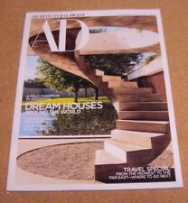 Architectural Digest May 2017 Dream Houses around The World Mobile Green Lauder