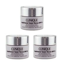 Clinique Repair Laser Focus Line Smoothing Cream SPF15 15ml x 3 = 45ml