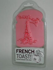 Fred Bread Stamper French Toast Bonjour Eiffel Tower