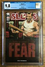 Slots #1 Walking Dead #100 Homage Variant CGC 9.8