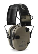 Slim Electronic Hearing Protection Muffs Shooting Hund Earmuffs Sound Amplifier