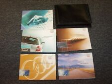 2004 Audi A4 Avant Factory Owners User Manual Quattro Wagon 1.8L 3.L