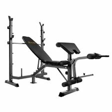 Barbell Flat Strength Training Benches