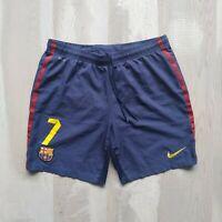 Barcelona Home football Short 2013 - 2014 Blue Nike 478330-410 Mens Size L