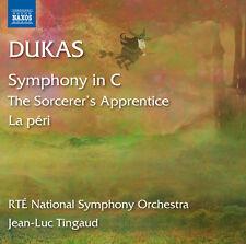 Dukas / Tingaud / Rt - Lapprenti Sorcier la Peri & Sym in C Major [New CD]