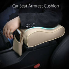 1PC Durable PU Leather Car SUV Center Box Armrest Console Soft Pad Cushion Cover